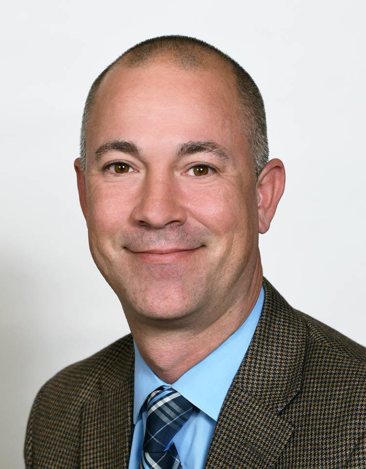 Mark A. McDonald